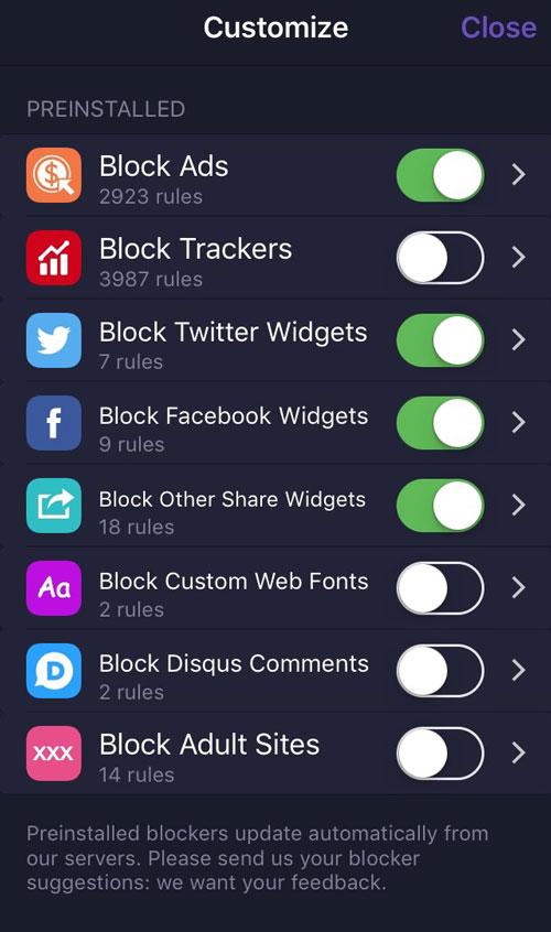1Blocker-app-iphone