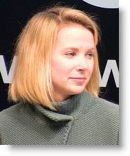 Marissa Mayer social search