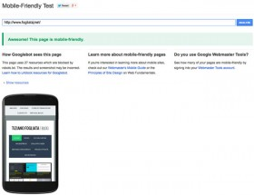 Testare un sito mobile con il Mobile-Friendly Test di Google