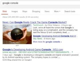 Google sperimenta immagini più grandi per le news sulle SERP