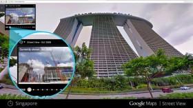 Viaggiare indietro nel tempo con Google Street View