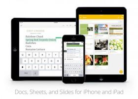 Aprire e modificare file Word, Excel e PowerPoint su iPhone e iPad con le app di Google