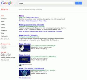 Google svela le nuove SERP