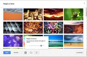 Nuovi temi e funzioni per personalizzare Gmail e nuovi emoji da usare nei messaggi