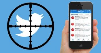 Twitter permette di mostrare annunci pubblicitari in base alle app installate sul dispositivo mobile