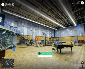 Visita gli Abbey Road Studios con Google
