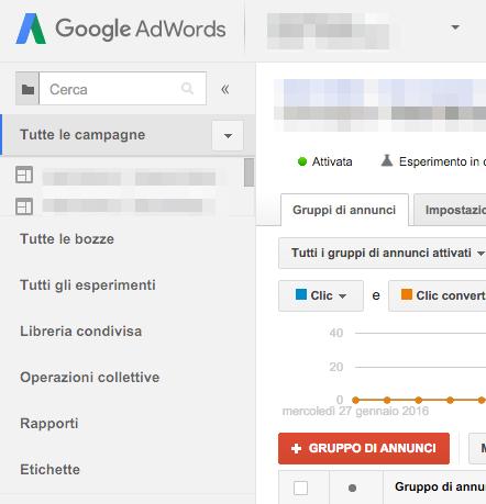 accesso-esperimenti-bozze-adwords