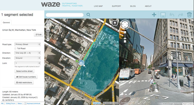 google-maps-waze-editor