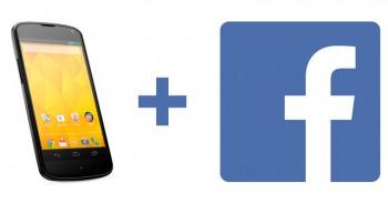 I contenuti dell'app di Facebook sulle SERP di Google su mobile
