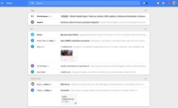 Google Inbox arriva sui tablet e anche su Firefox e Safari