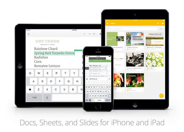 Modifica file Office su iPhone e iPad