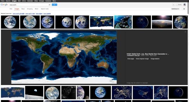Google Immagini rinnovato