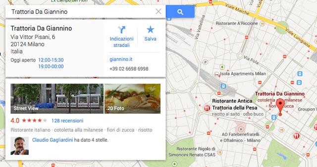 trattoria-milano-google-maps