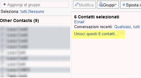 unisci-contatti