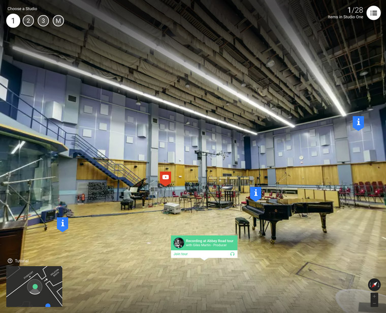 visita-gli-abbey-road-studios-google
